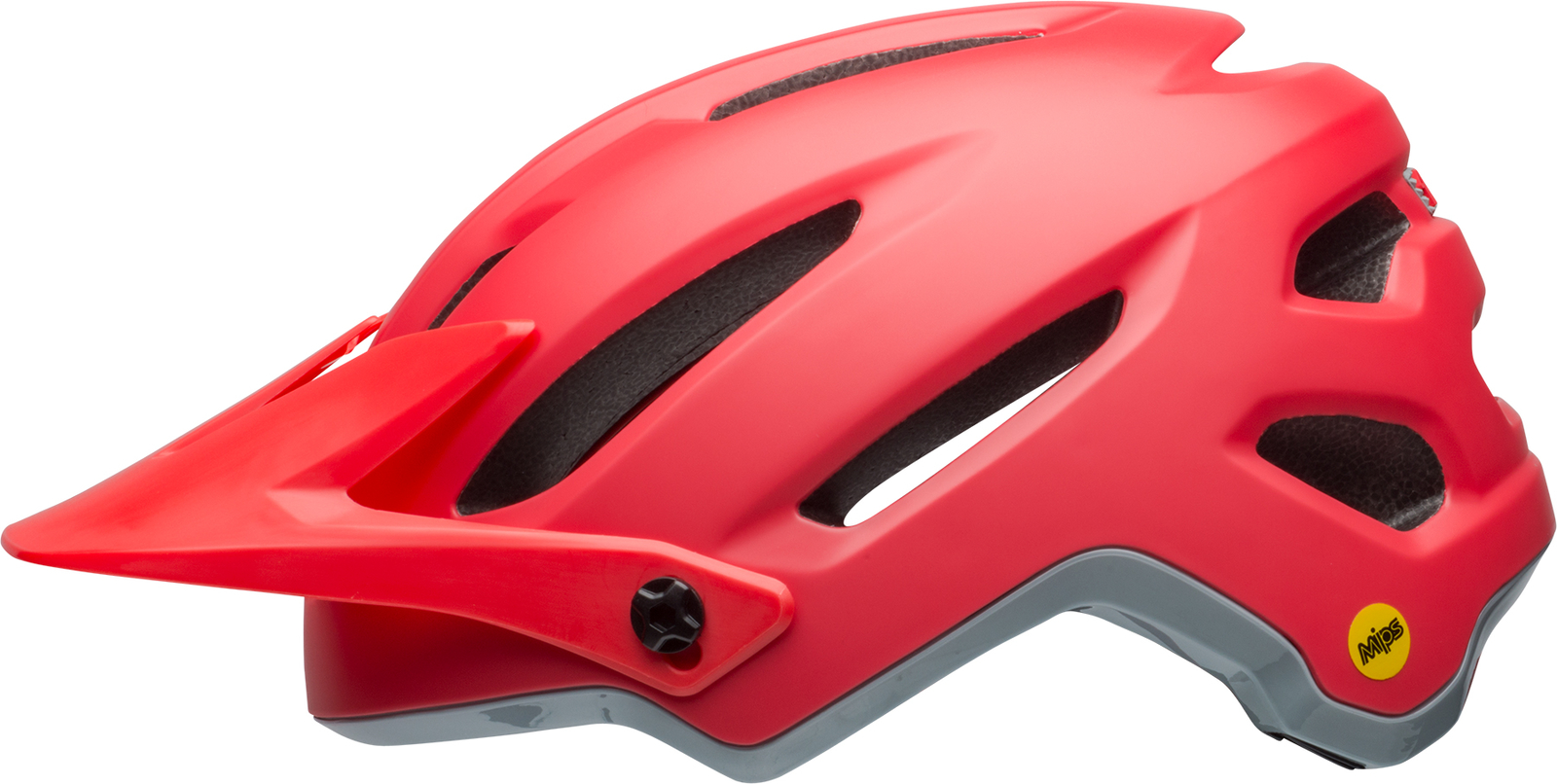 Bell 4 Forty MIPS MTB Vélo Casque Rouge/Gris 2018