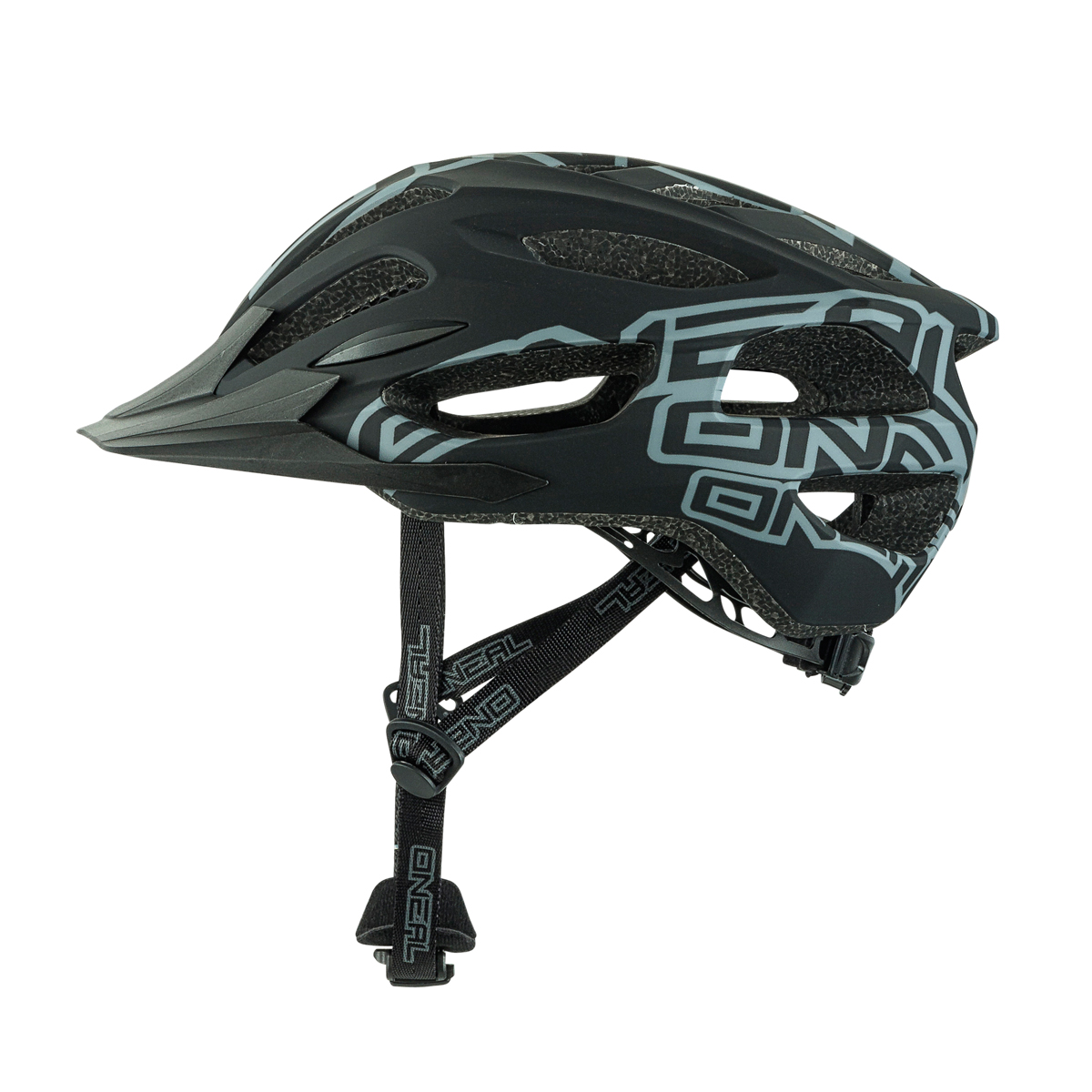 o 39 neal q rl all mountain enduro mtb helm schwarz 2019. Black Bedroom Furniture Sets. Home Design Ideas
