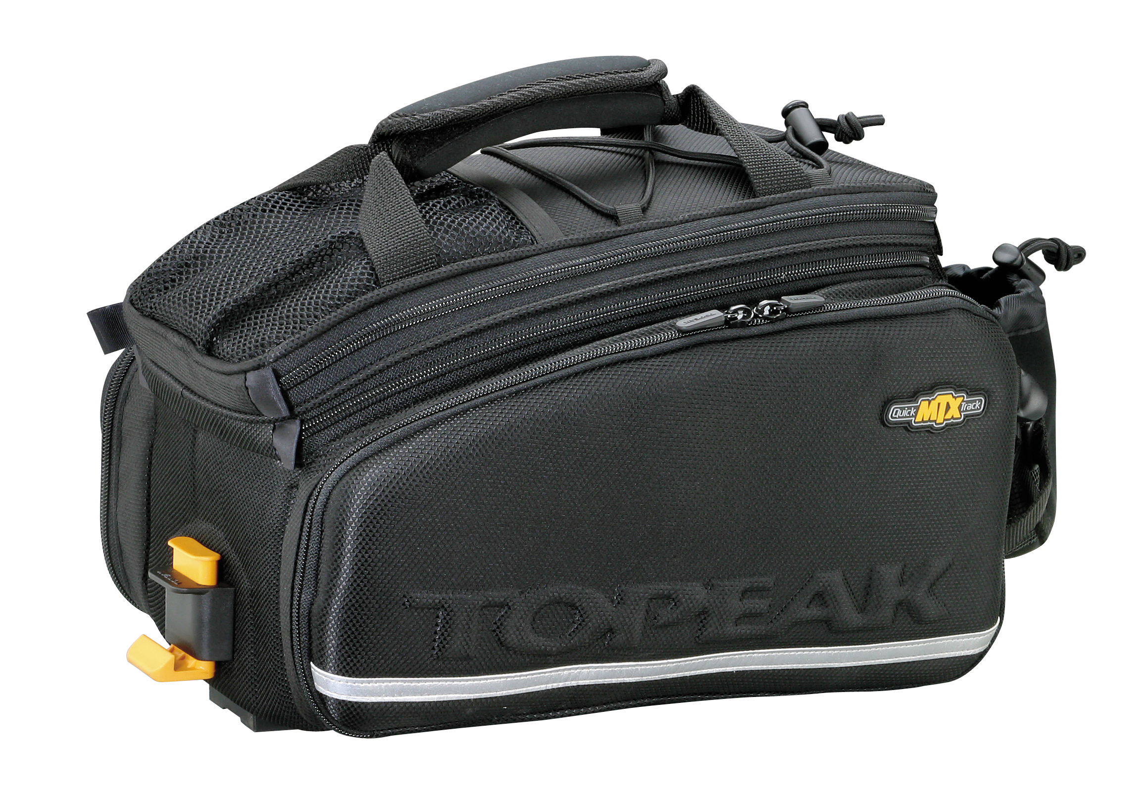 topeak mtx trunk bag tour dx fahrrad gep cktr ger tasche. Black Bedroom Furniture Sets. Home Design Ideas