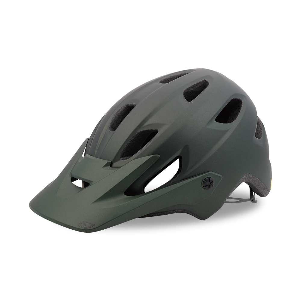 Giro Chronicle MIPS ALL MOUNTAIN MTB Bicicletta Casco Verde Oliva 2017