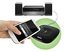 Belkin HD Bluetooth Musikempfänger