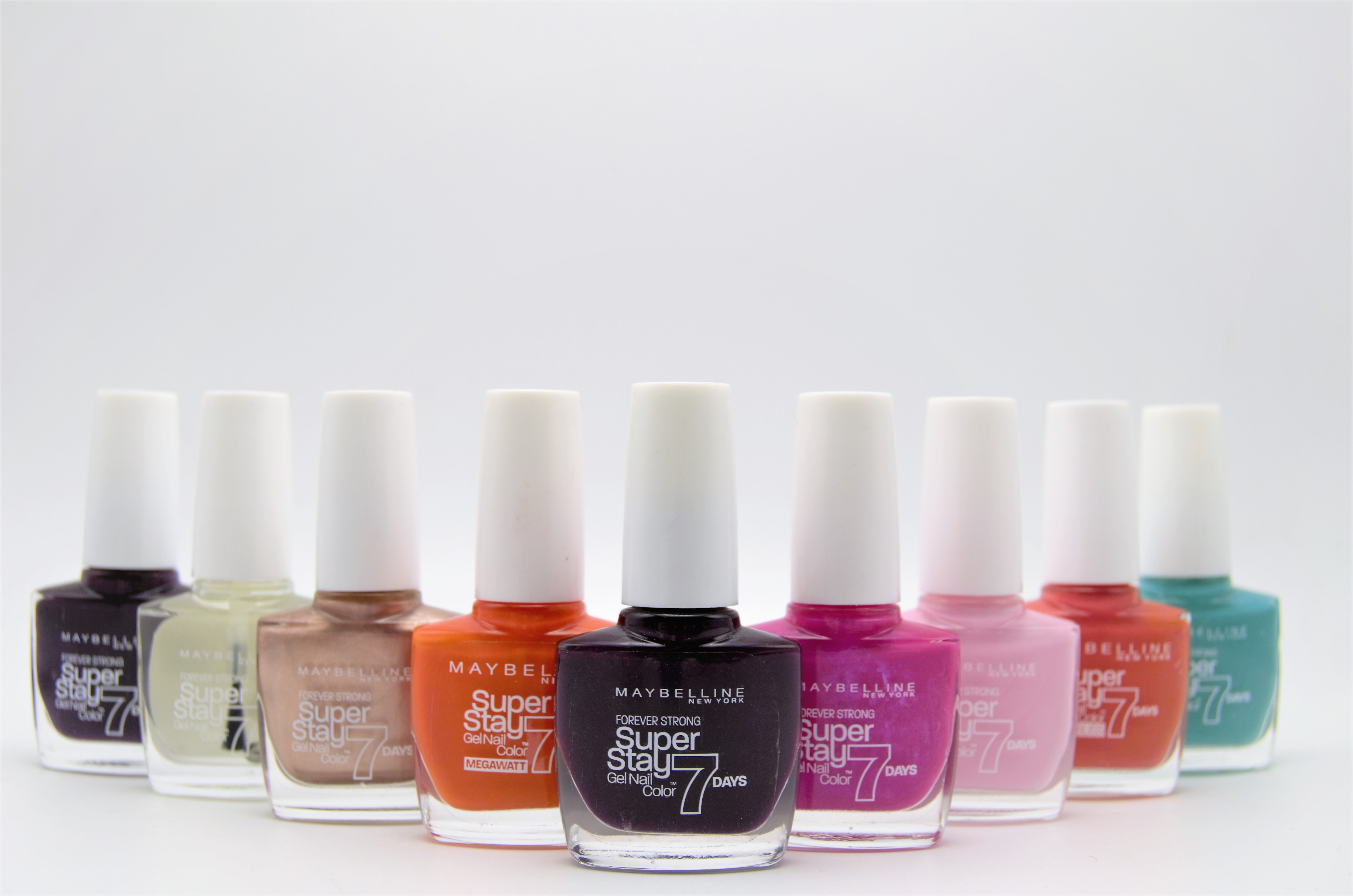 Maybelline New York Super Stay Gel Nail 7 Day Color Nagellack 10ml ...