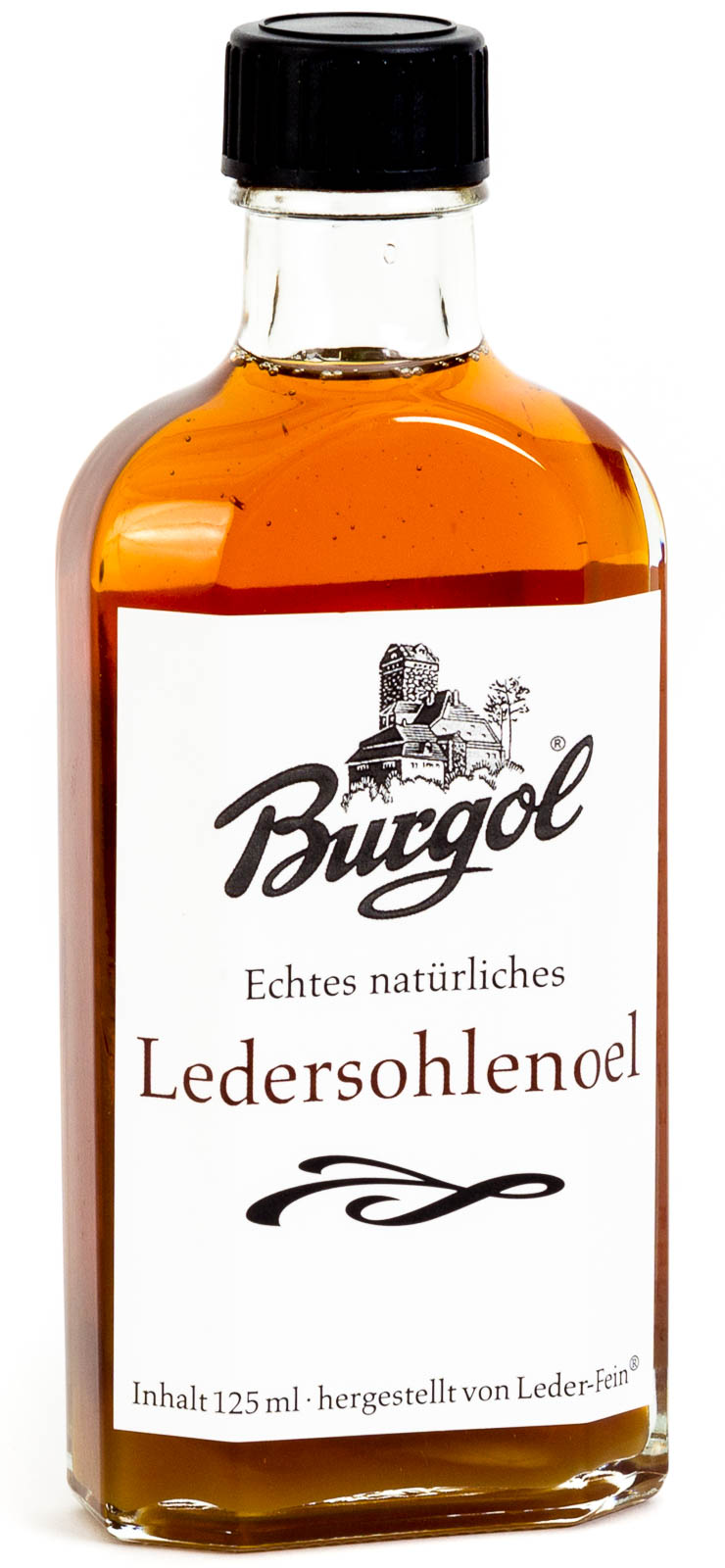 Burgol leather sole oil 125ml