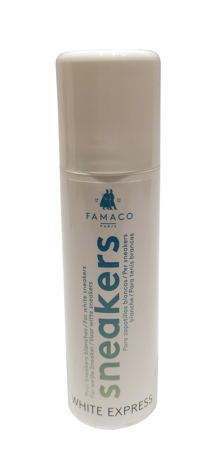 Famaco Sneakers White Express 75 ml Flasche