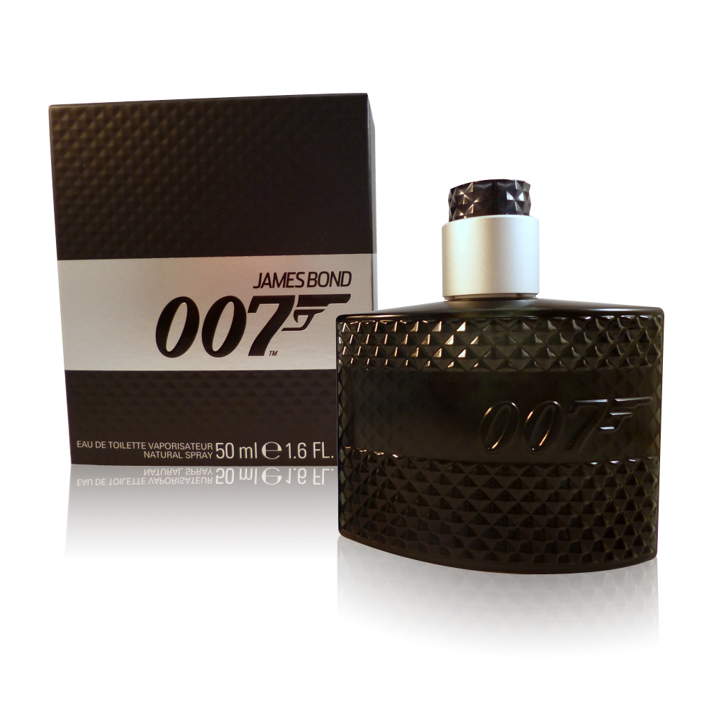 James Bond 007 homme/men, Eau de Toilette Vaporisateur