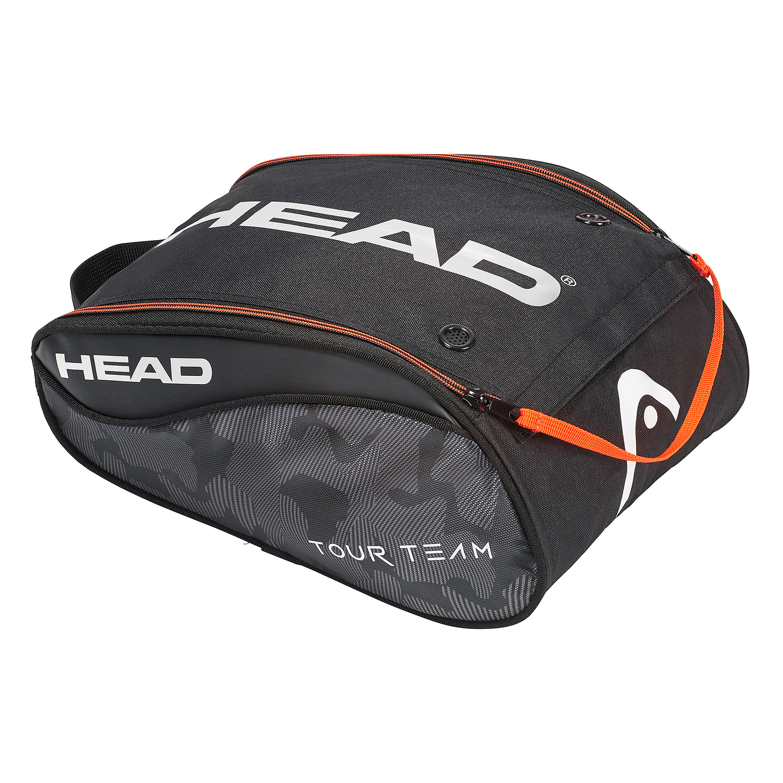 Head Tour Team Shoebag Tennis Schuhtasche black/silver