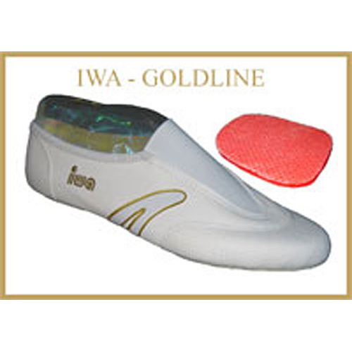 IWA 508 Trampoline shoes made in Germany white