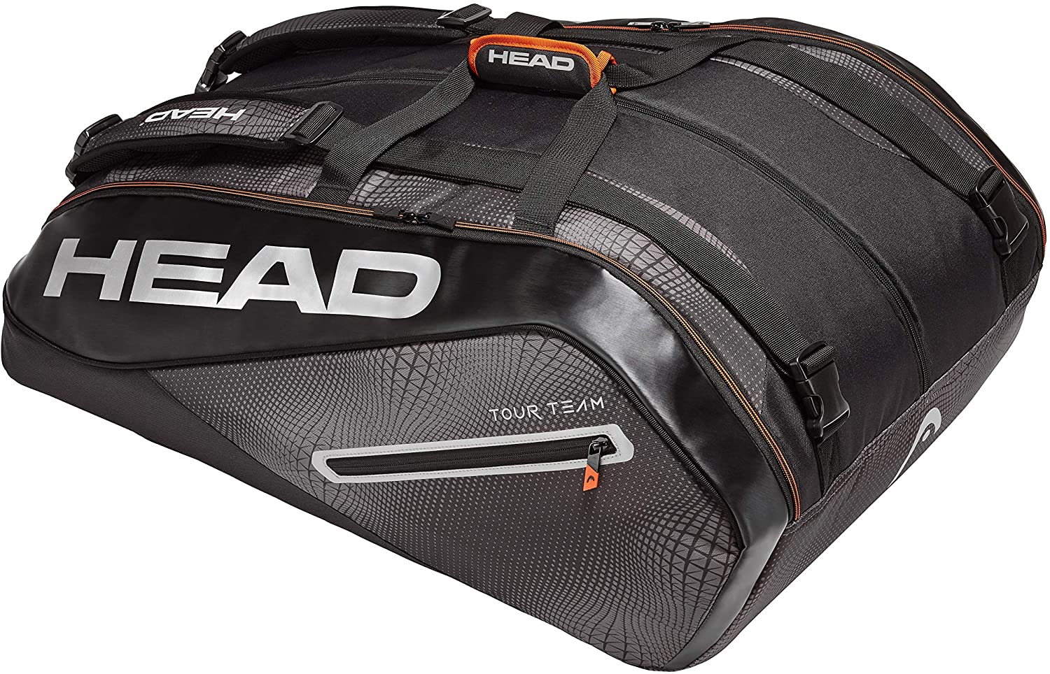 HEAD Tour Team 15R Mega Combi black-silver