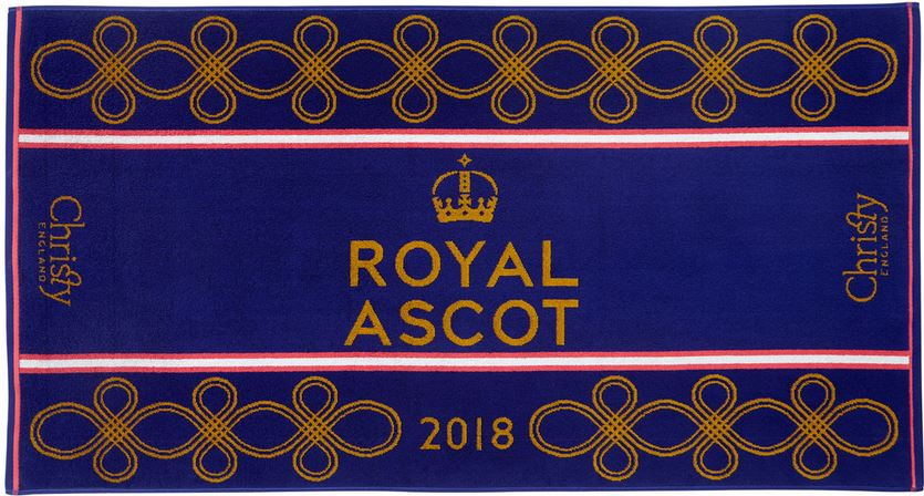 Royal Ascot Derby Beach Towel | NEW 2018