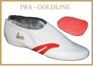 IWA 501 Artistic Gymnastic leather shoes made in Germany