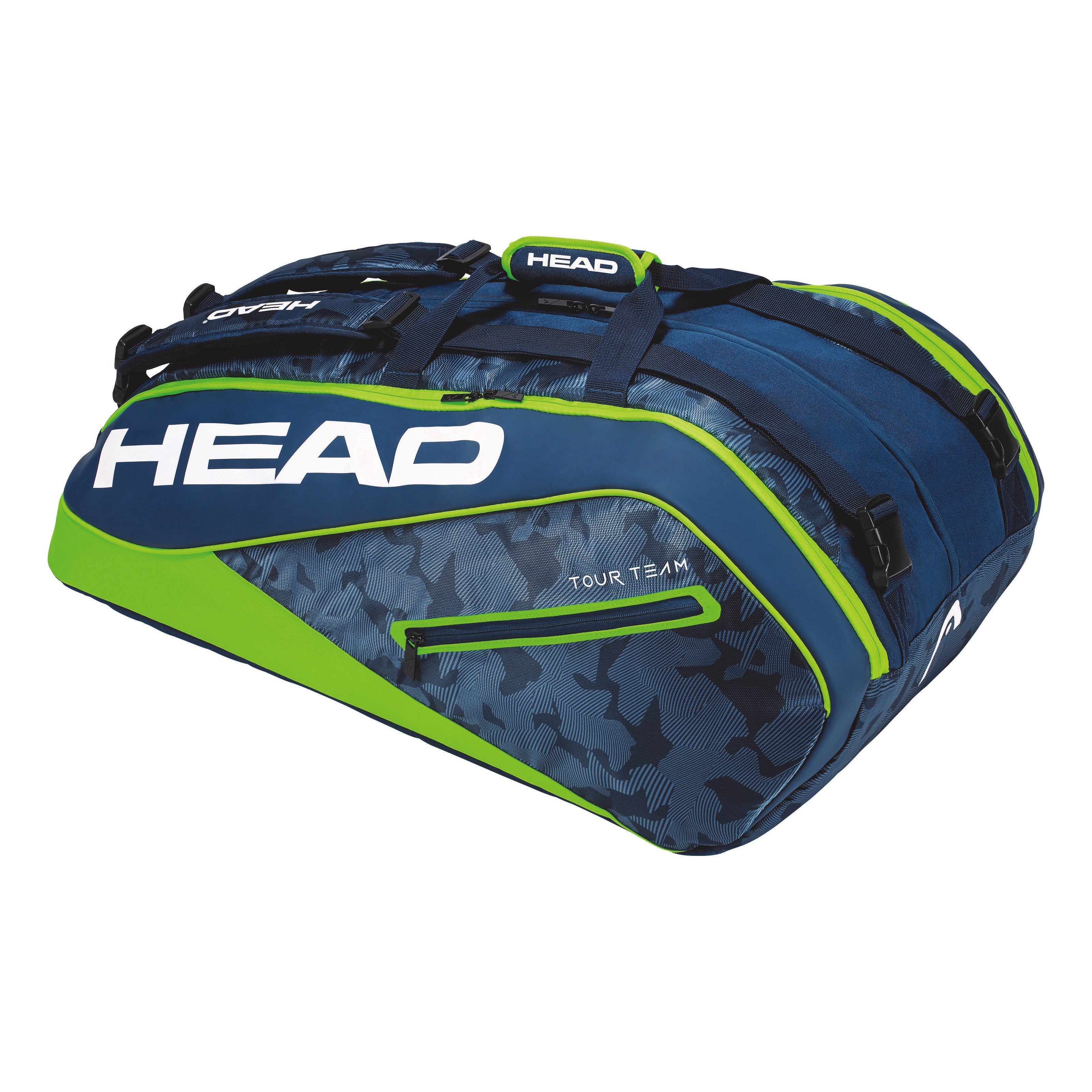 HEAD Tour Team 12R Monstercombi navi-green
