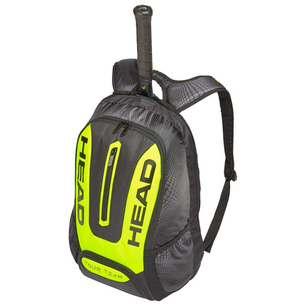 Head Tour Team Backpack black-lime