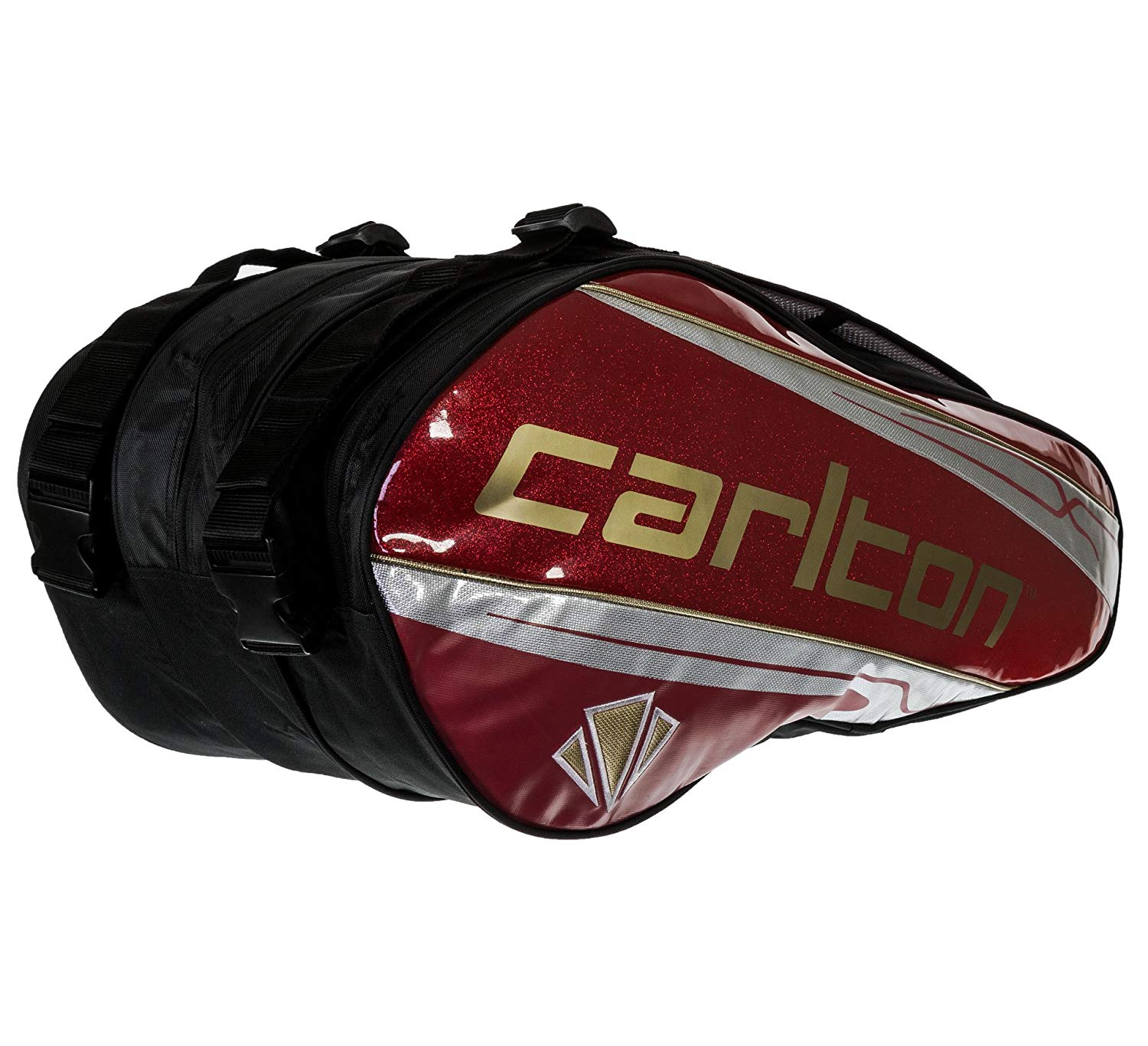 Carlton Racketbag Kinesis Tour 3 red