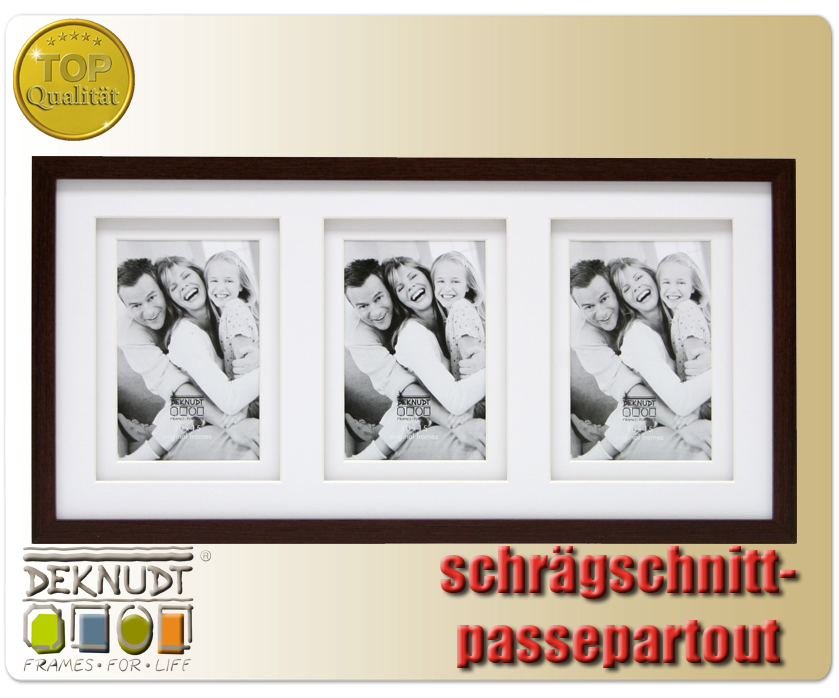 sophie holz galerie 2x passepartout bilderrahmen collage foto 10x15 13x18 15x20 ebay. Black Bedroom Furniture Sets. Home Design Ideas