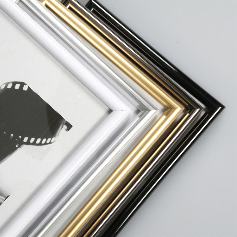 bilderrahmen rahmenlose deko bilderrahmen aus kunststoff g nstig kaufen ebay. Black Bedroom Furniture Sets. Home Design Ideas
