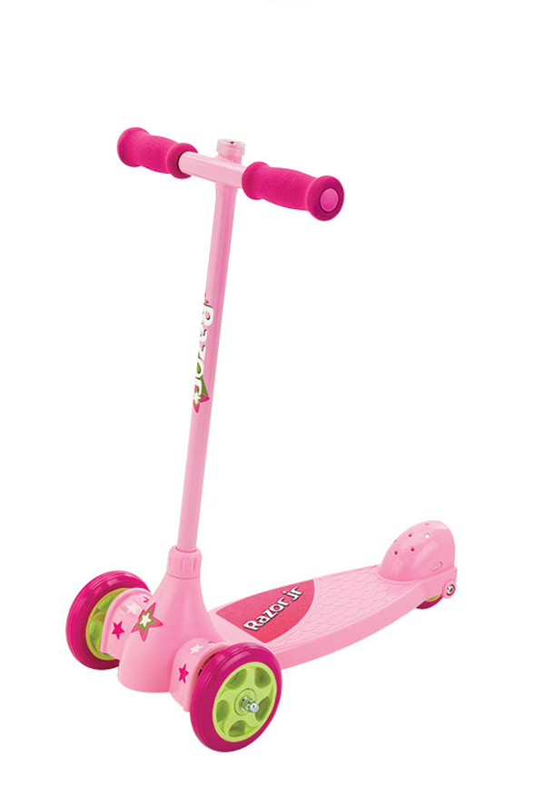 kixi razor kutie unicorn scooter einhorn kinder tretroller roller steckenpferd ebay. Black Bedroom Furniture Sets. Home Design Ideas