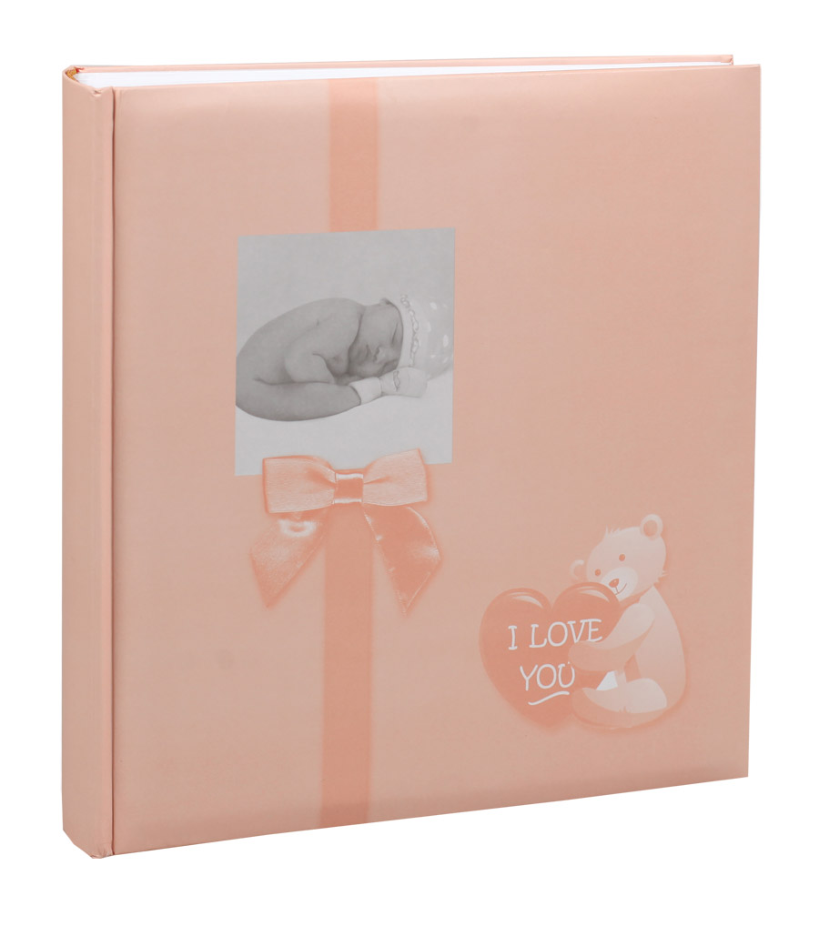 baby fotoalbum in 30x30 cm 100 seiten f r 600 fotos kinder. Black Bedroom Furniture Sets. Home Design Ideas