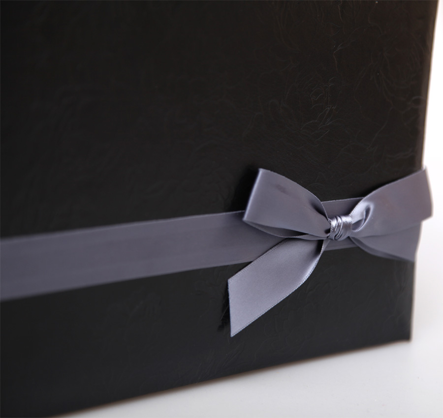 silk ribbon fotoalbum in 24x16 cm 60 seiten romantisches buchalbum ebay. Black Bedroom Furniture Sets. Home Design Ideas