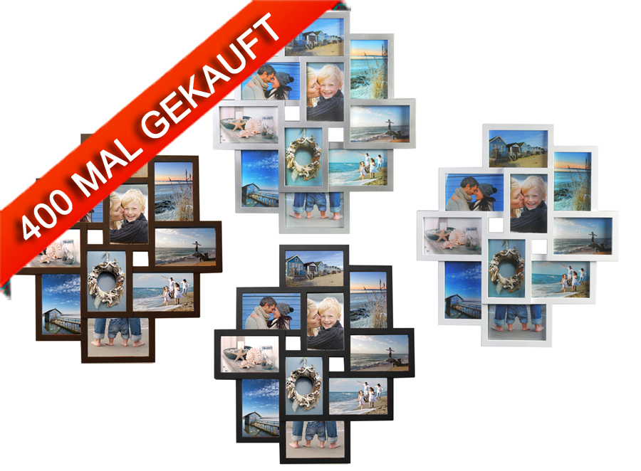 Holiday-Gallery-Galerie-fuer-10-Fotos-in-10x15-3D-Design-Foto-Collage