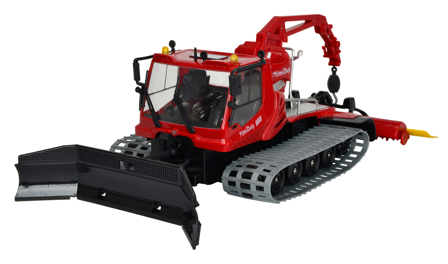 dickie rc pistenbully 600 1 18 ferngesteuertes auto spielzeug rc auto elektro ebay. Black Bedroom Furniture Sets. Home Design Ideas