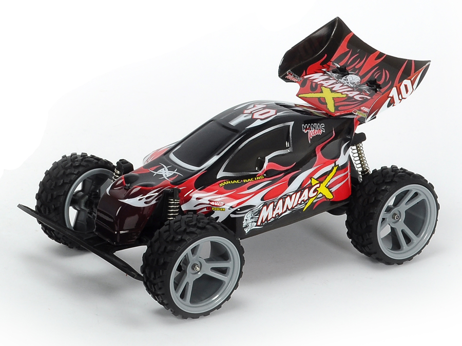 dickie rc maniac x 1 12 ferngesteuertes auto spielzeug rc auto elektro ebay. Black Bedroom Furniture Sets. Home Design Ideas