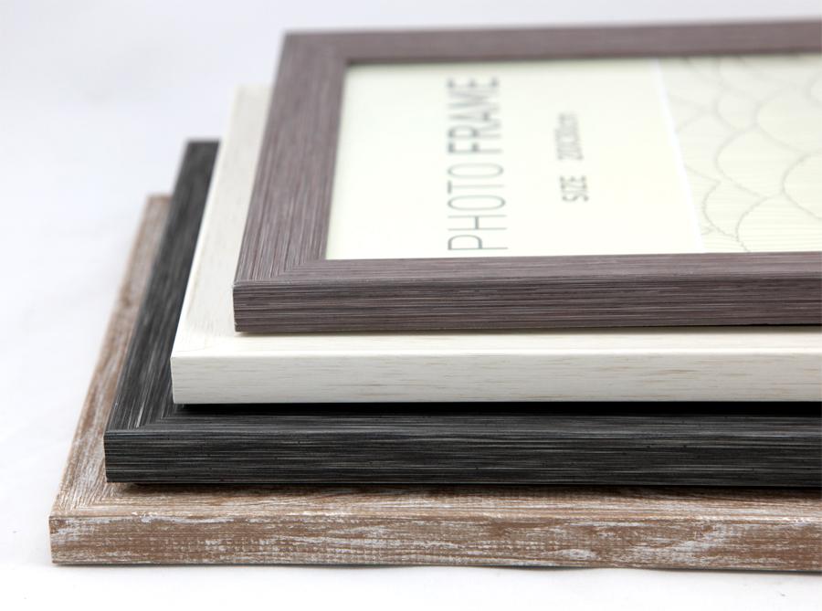 Rechteckige Deko-Bilderrahmen aus Kunststoff in 10x15cm günstig ...