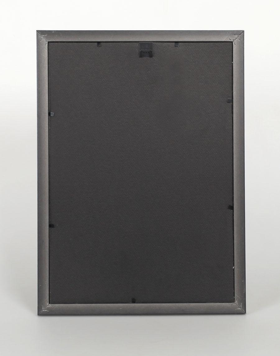 10 Dokument Bilderrahmen in Silber 21x29,7 DIN A4 Urkunde Bilder Foto Rahmen